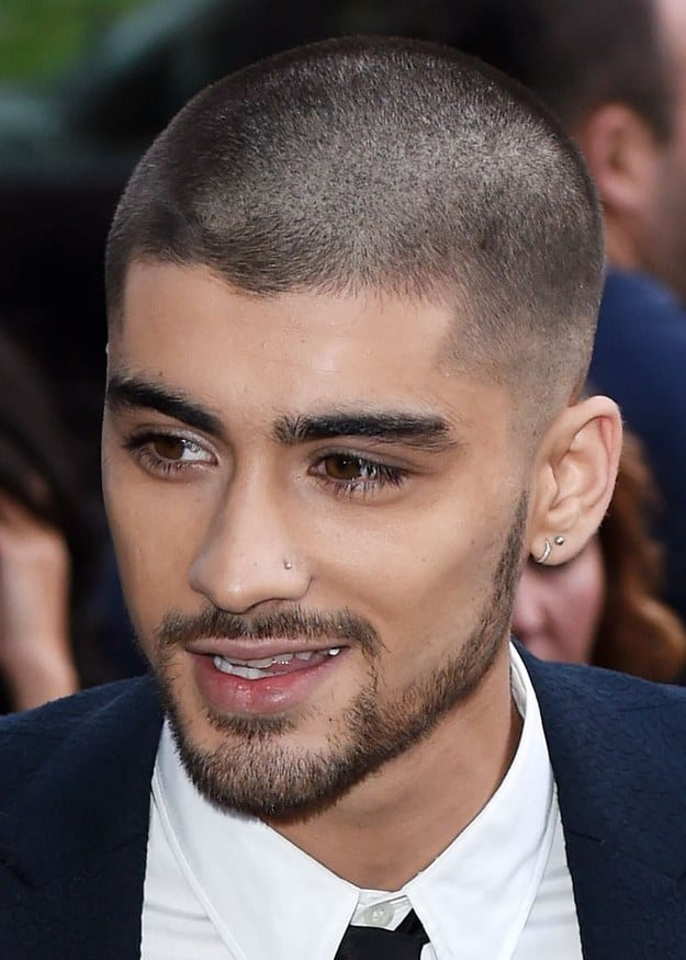 zayn-malik-nearly-bald-hair