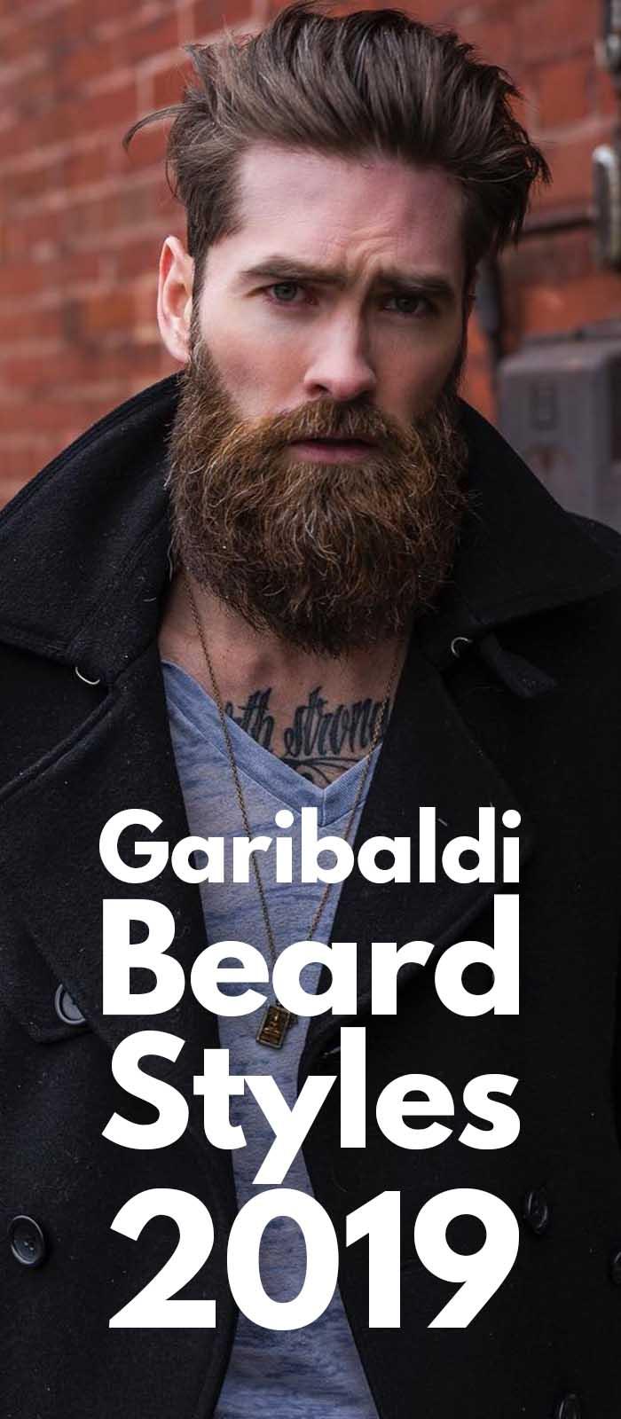 Garibaldi Beard Style.