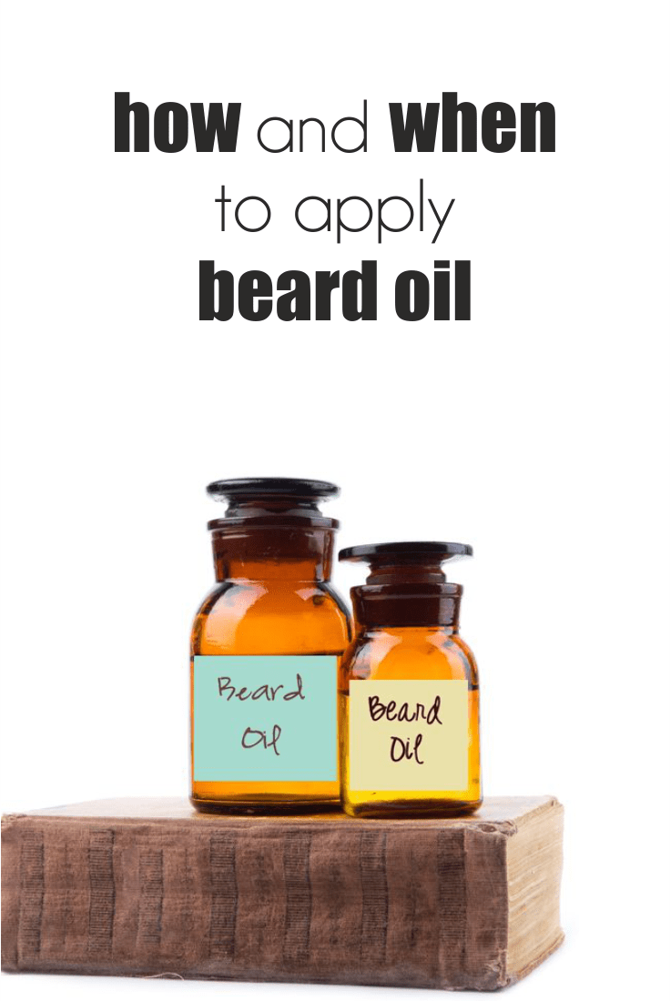 how-when-to-apply-beard-oil