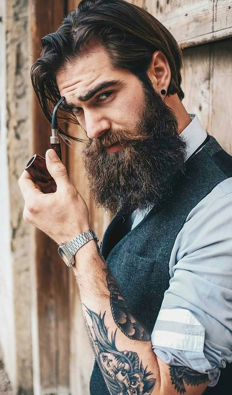 11 Imperial Beard Versions For The Stylish Men!