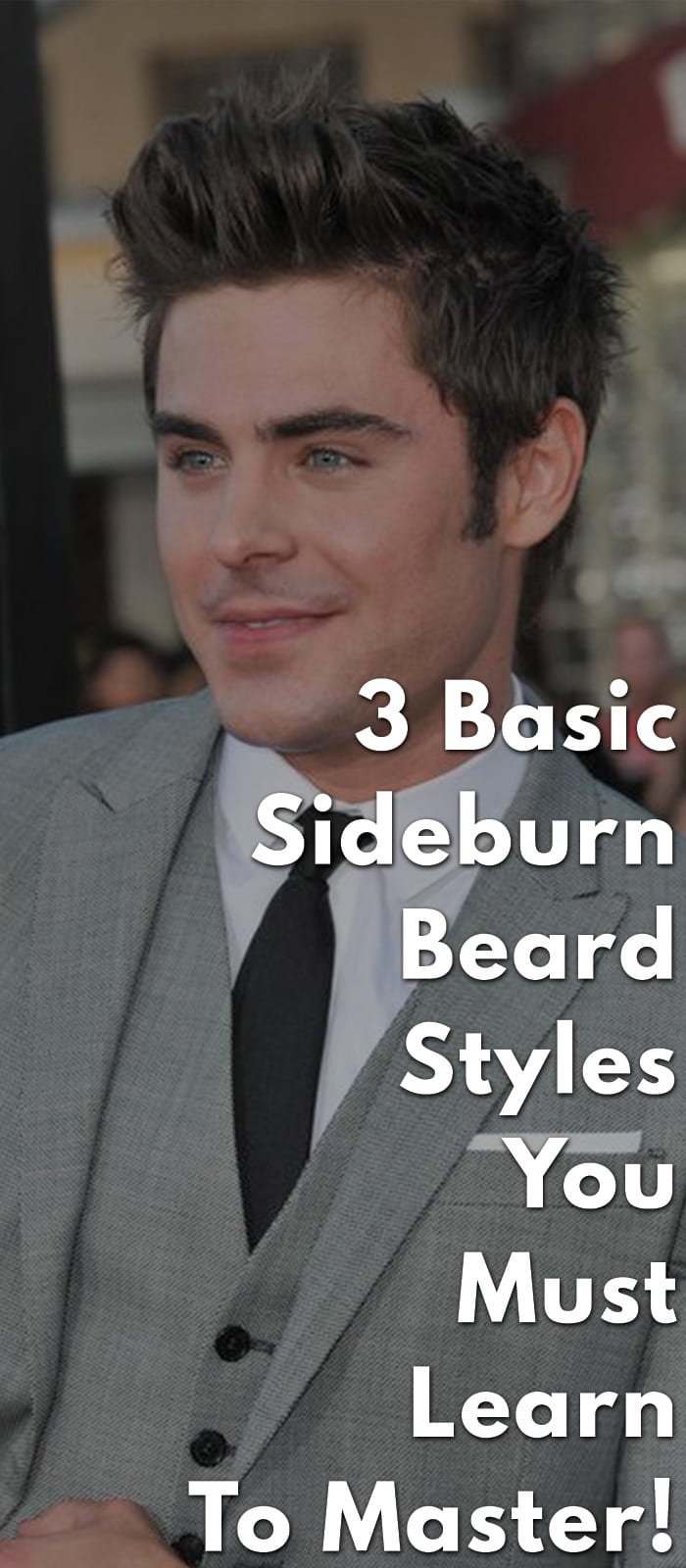 3-Basic-Sideburn-Beard-Styles-You-Must-Learn-To-Master!
