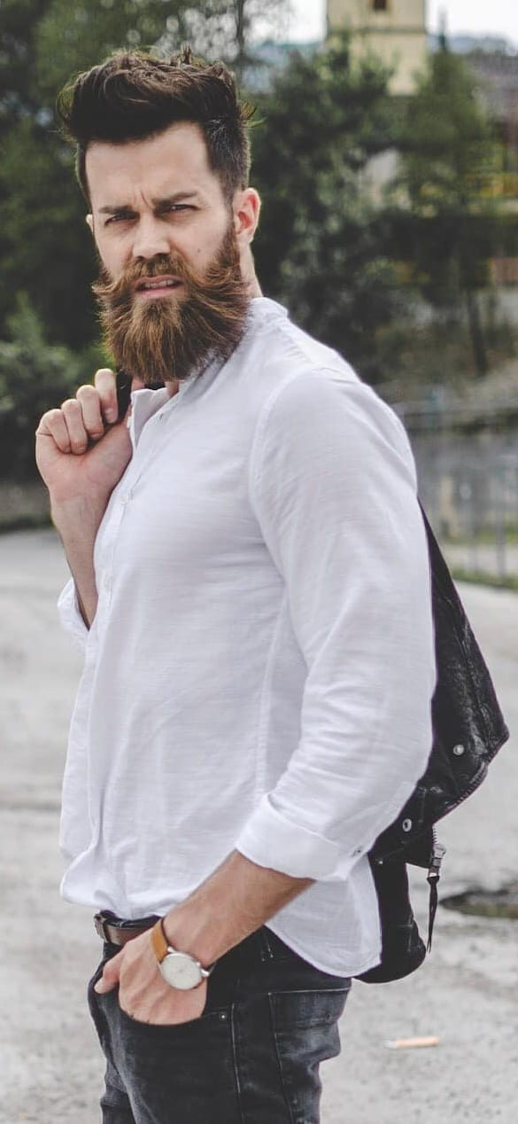 4 Unbelievable Tricks To Cover Up The Patchy Beard