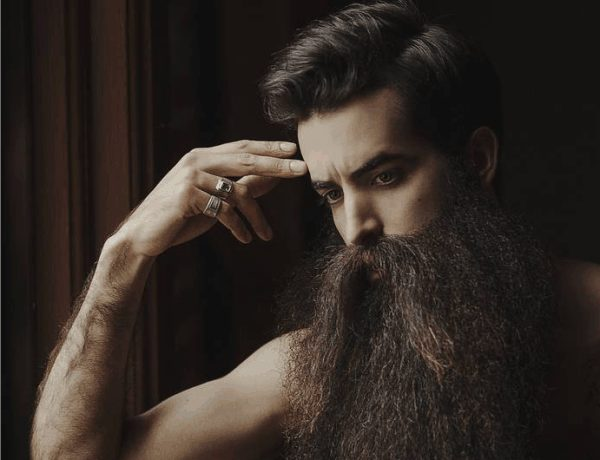 6 Funky Hairstyles For Awkward Beard Growth Phase