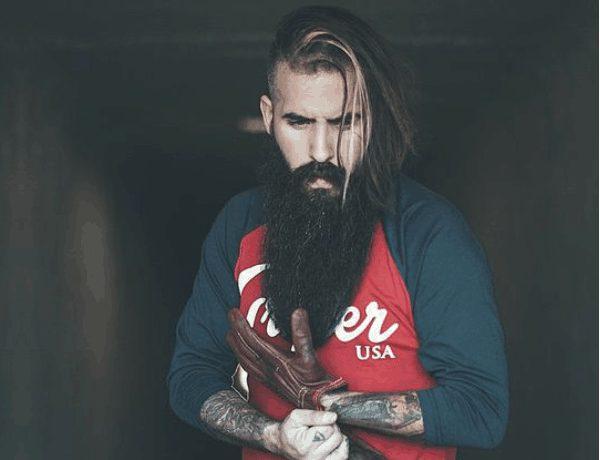 9 Sexiest Long Beard Styles for Modern Gent!