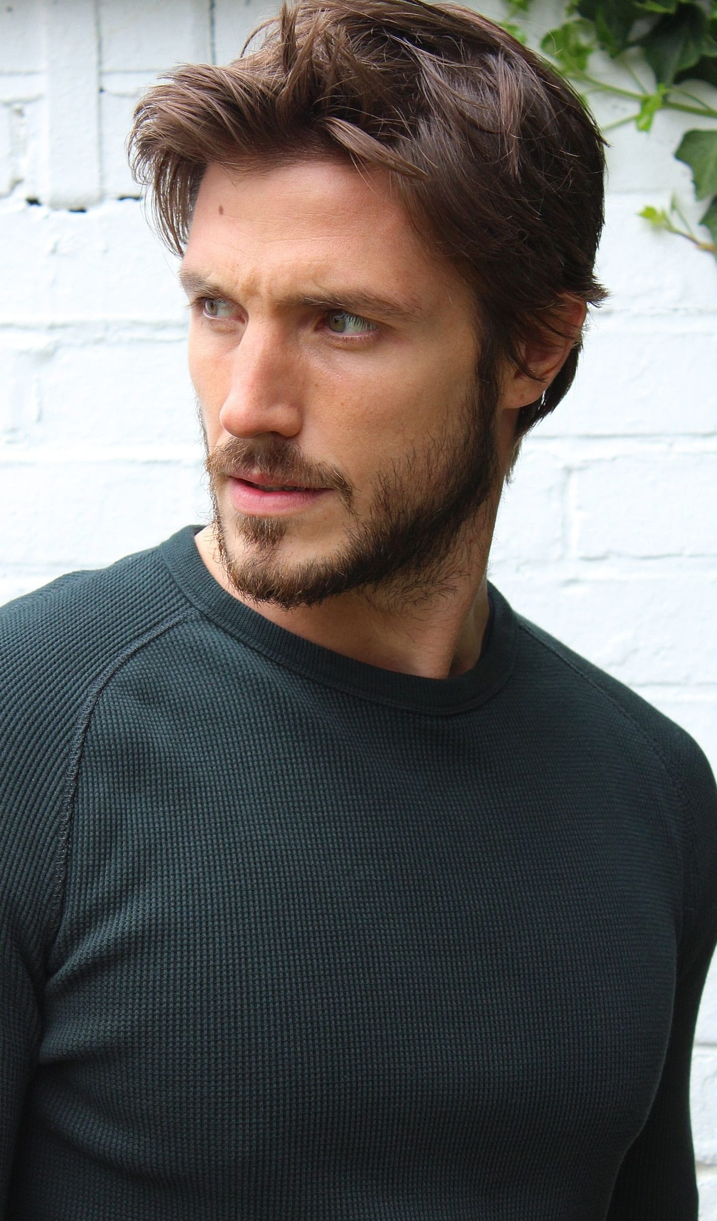 Stubble Beard look for men