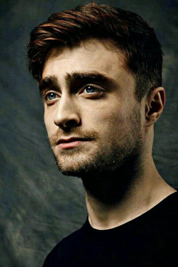 Daniel Radcliffe short beard style