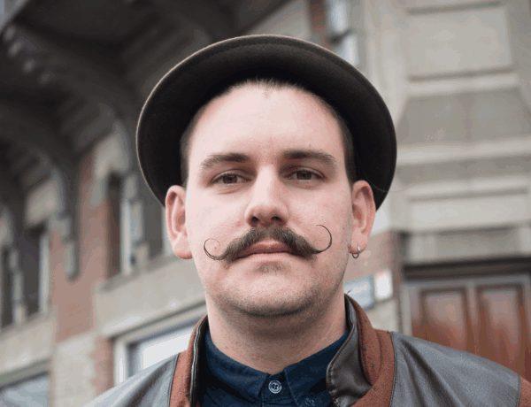 El Bandito Moustache style