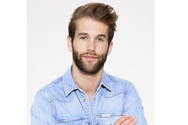 Get The Classic Long Stubble Beard Style In 3 Step