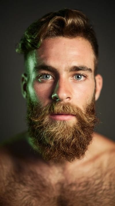 Imperial Beard styles for men