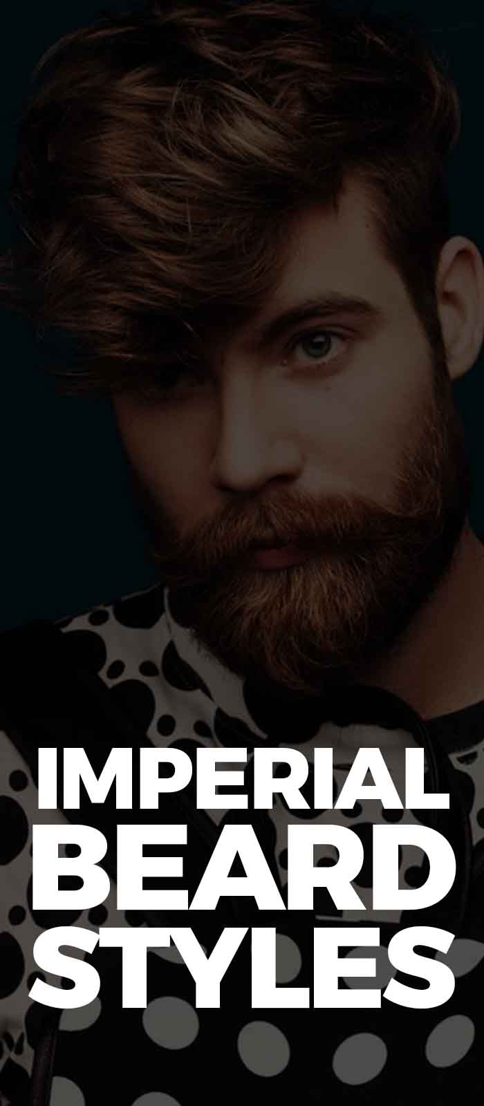 Imperial beard style!