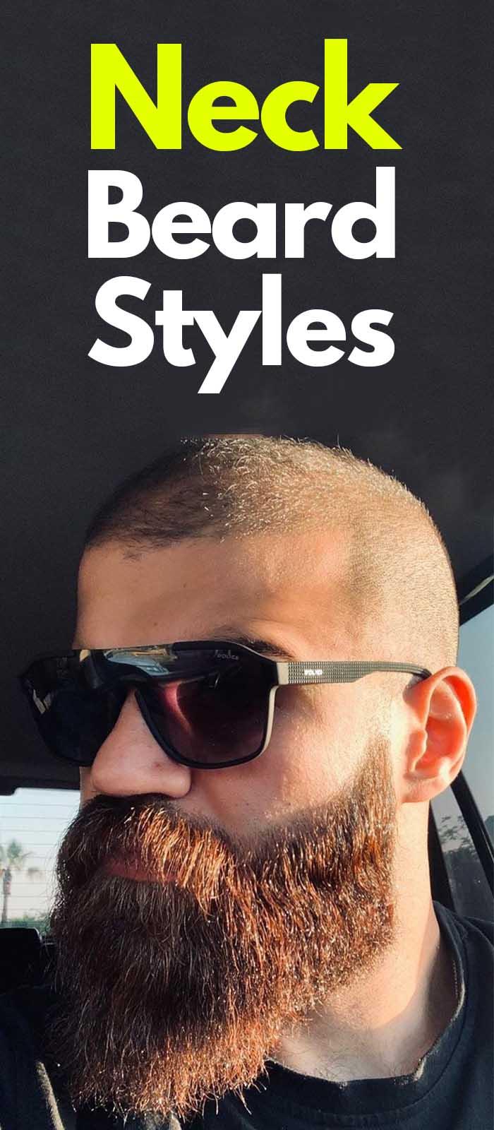 Neck Beard Styles.