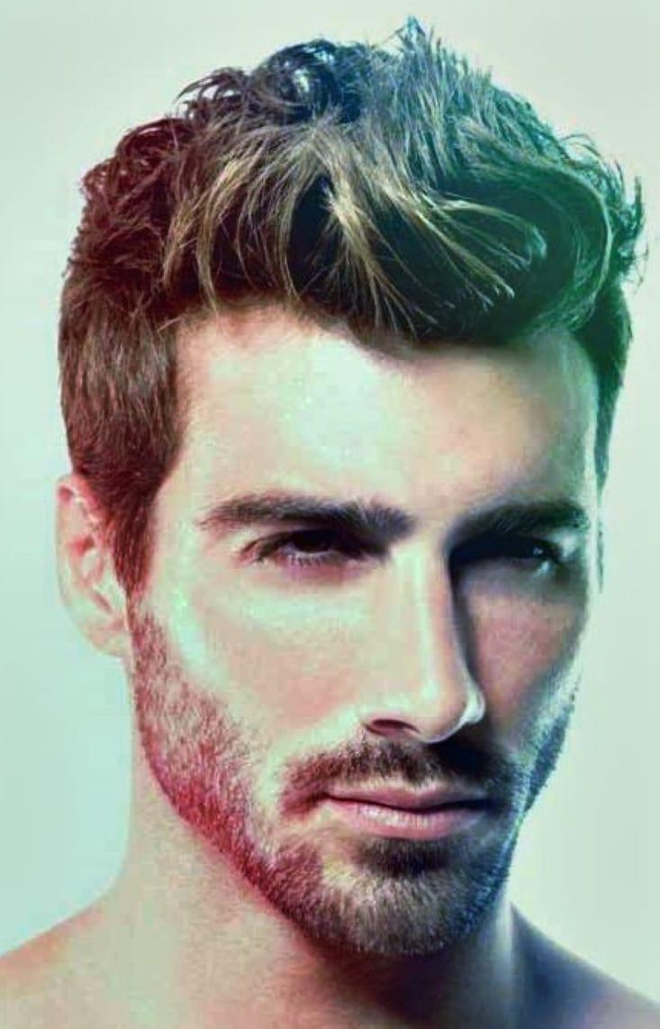 Perfect Designer stubble beard for men