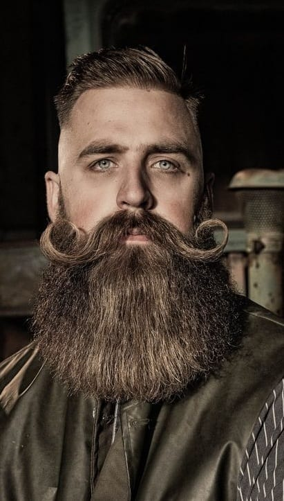 Royal – Imperial Moustache Style For Men In 2019