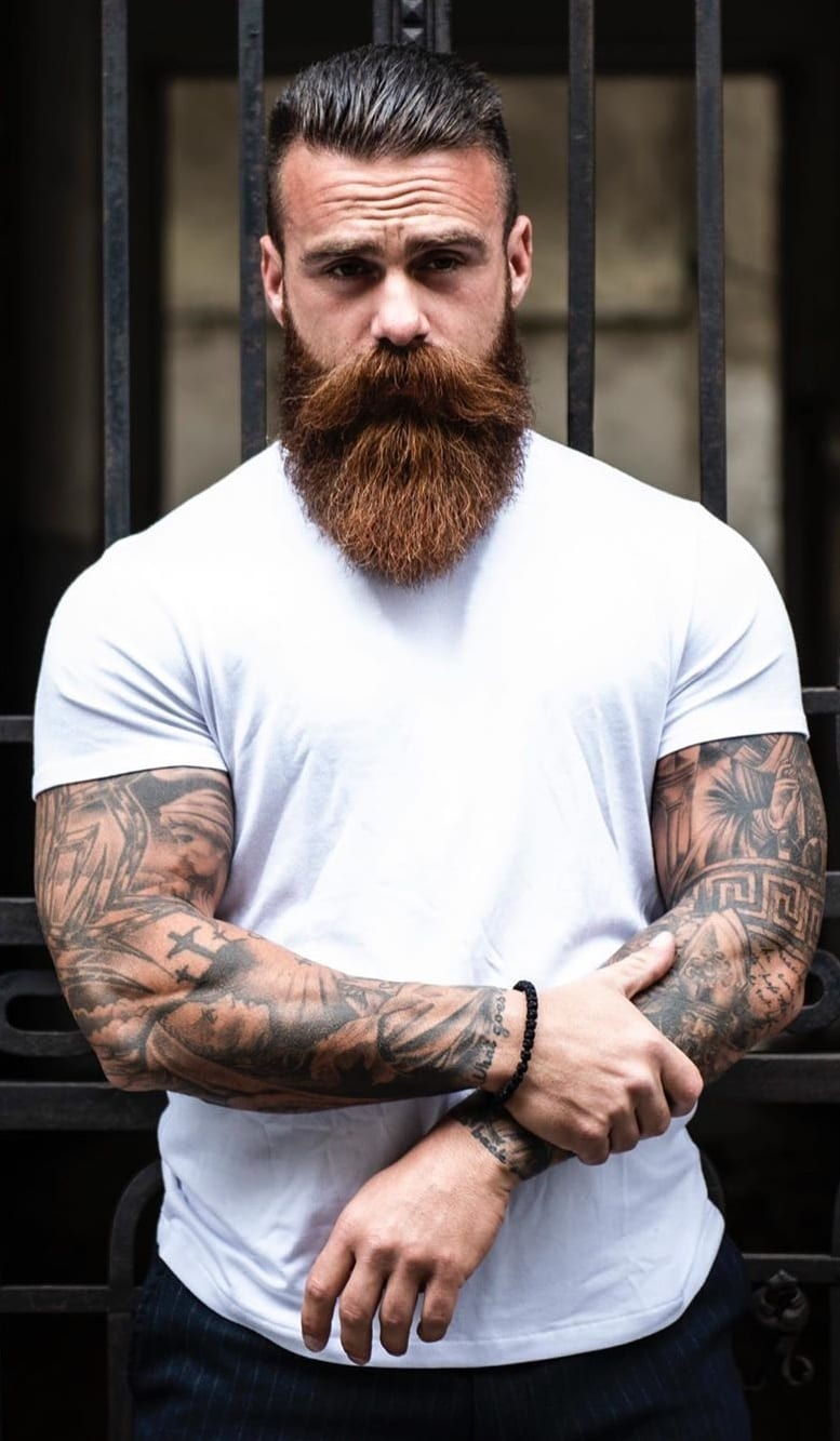 What Does Beard Grooming in Real Time mean