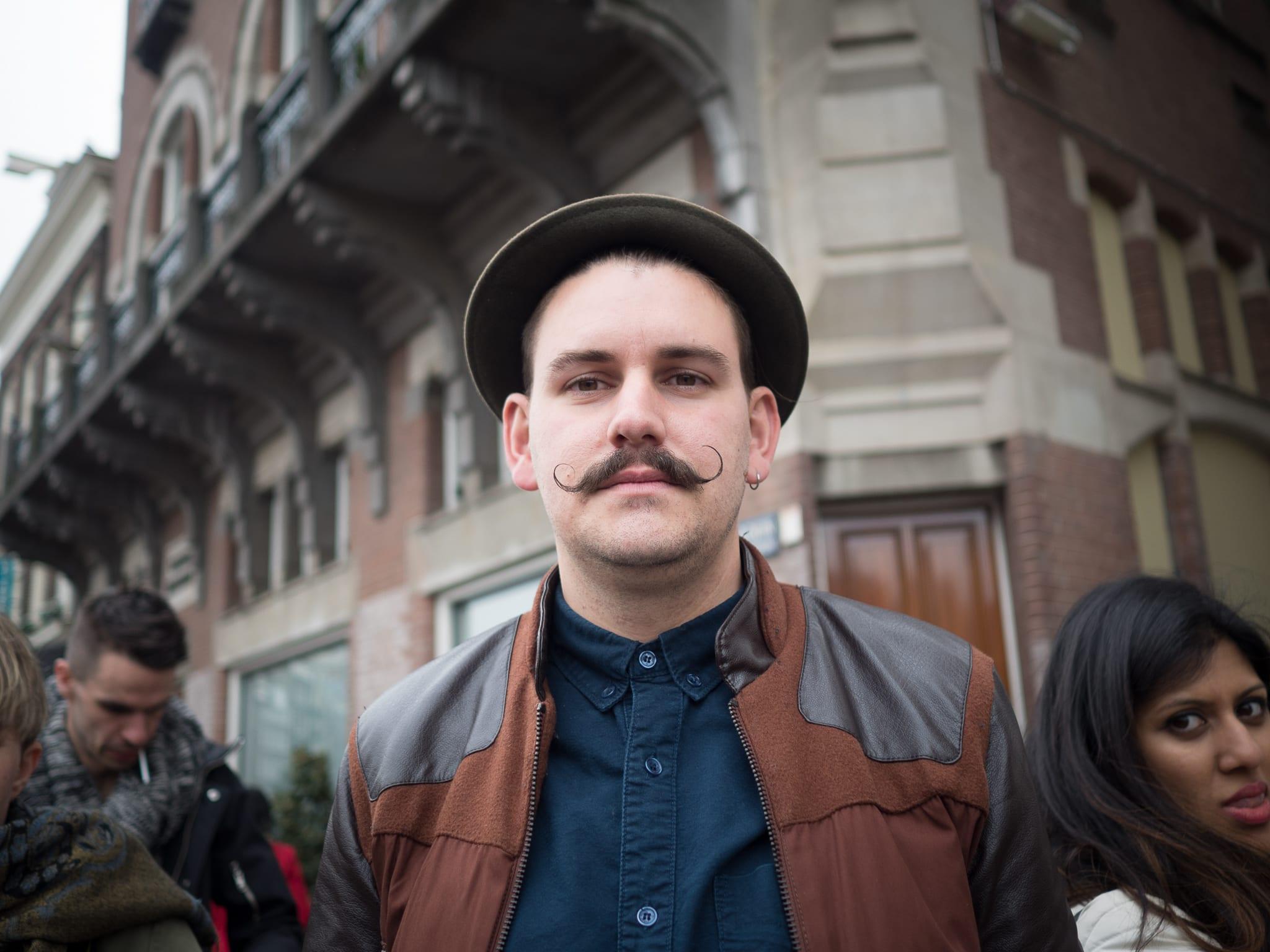 el bandito elbandito moustache men