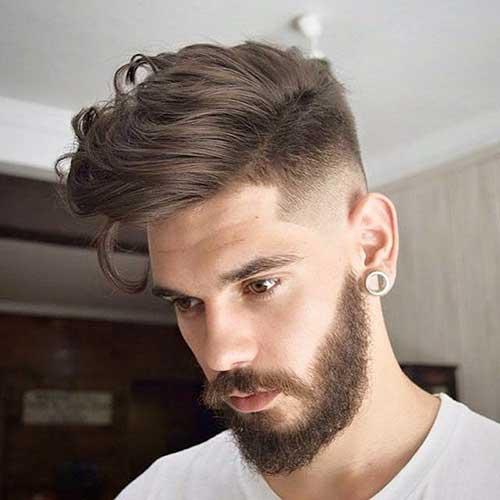 faded-hair-with-long-stubble-beard