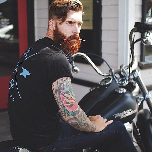 full-beard-for-top-long-hair