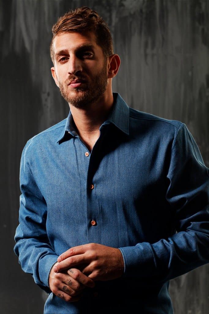 medium-stubble-blue-shirt