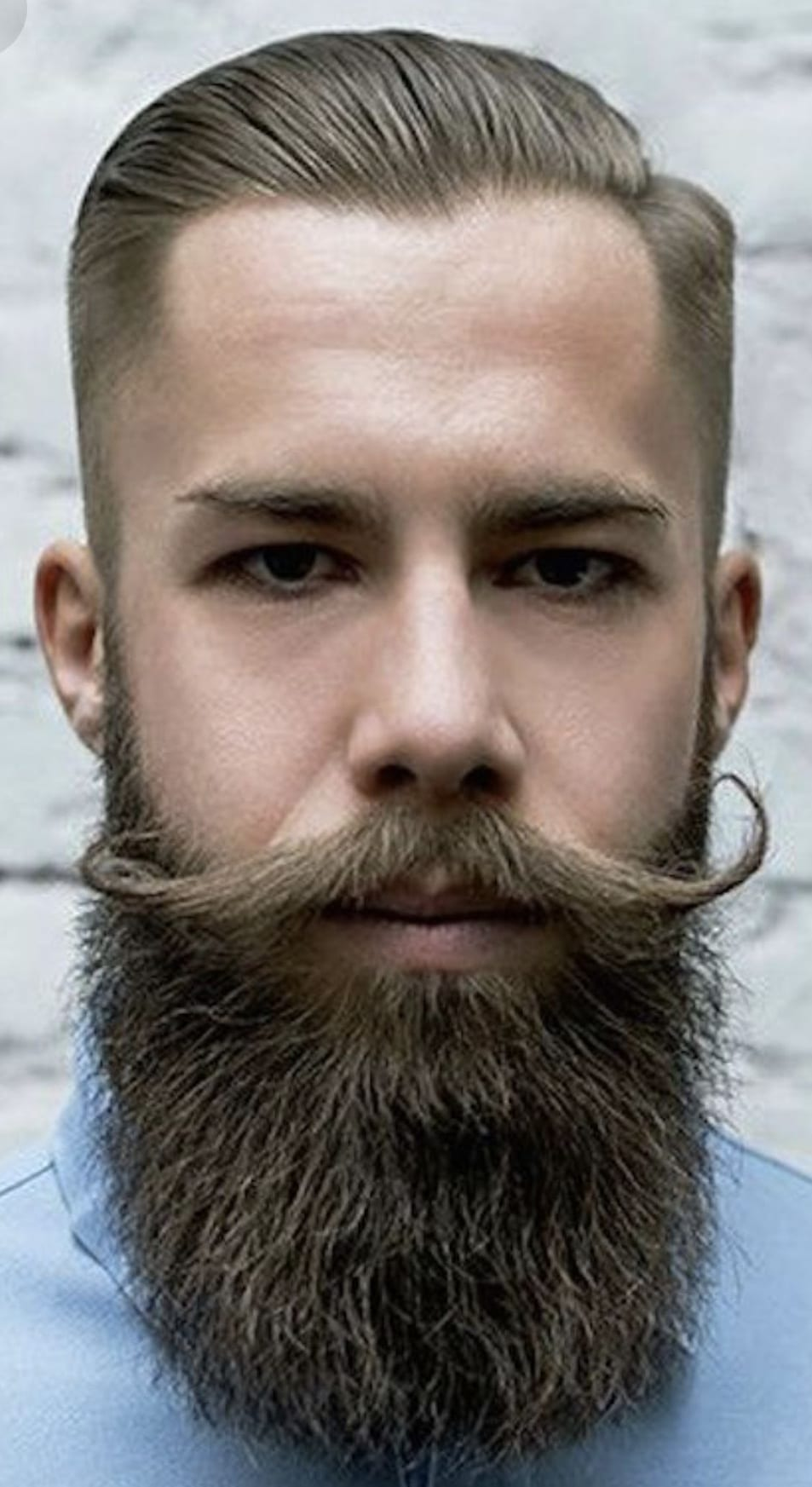 Imperial Beard with Handlebar Mustache for men to try