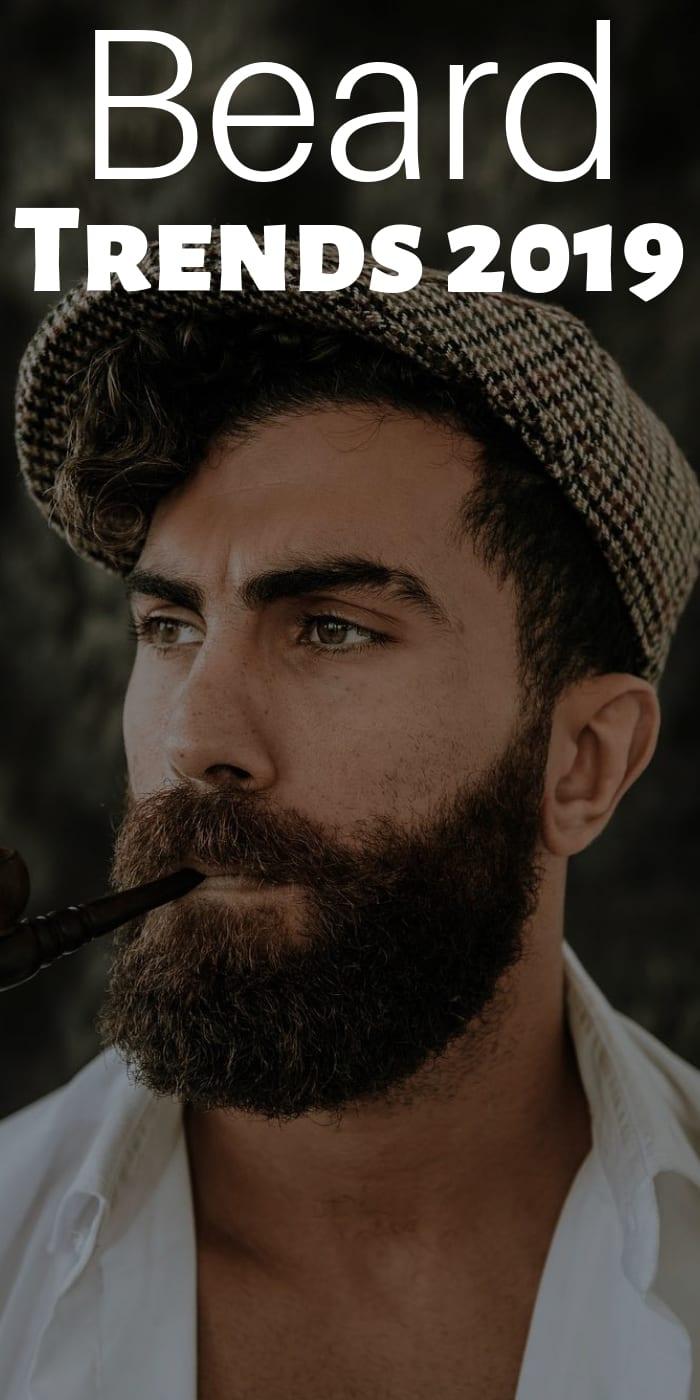 Beard Trends 2019