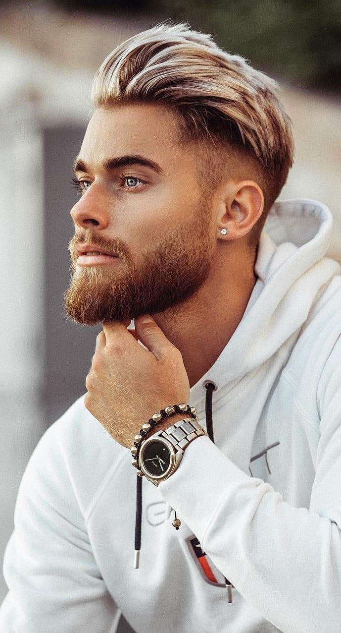 Cool medium beard styles for guys
