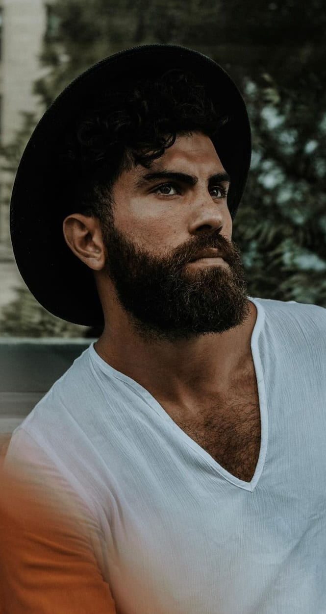 5 Cool Medium Beard Styles for Men 2020