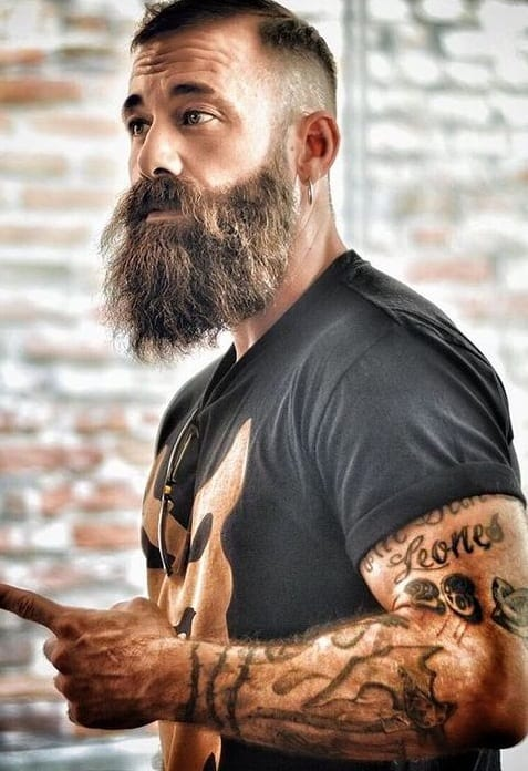 Best Long Beard Style for Men to try in 2020
