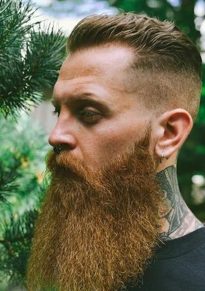 Long Bandholz Beard Style 2020