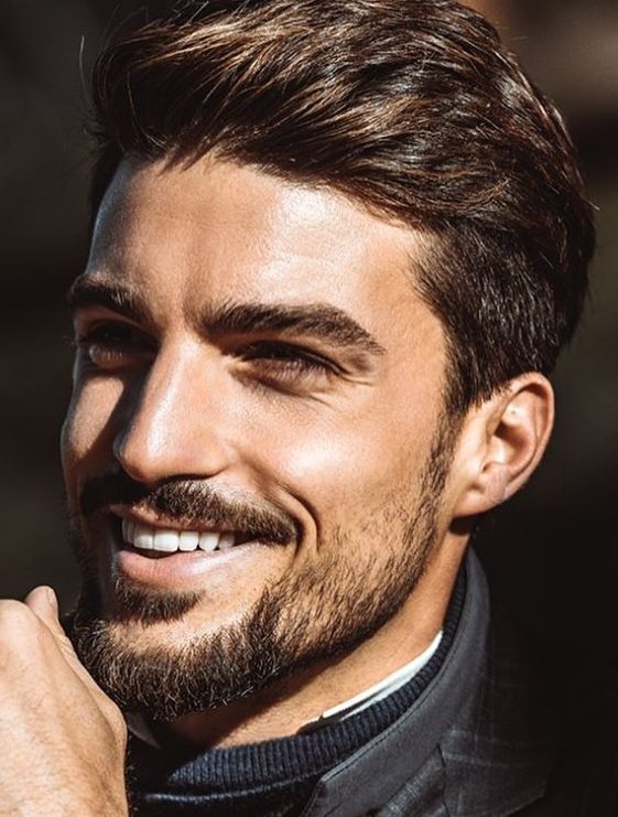 Best Hair and Short Beard Combinations
