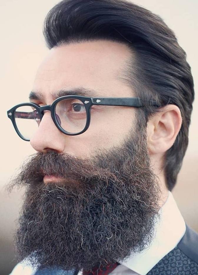 Mustache Beard Style 2020