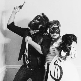 Throwback: Couples Halloween Costumes