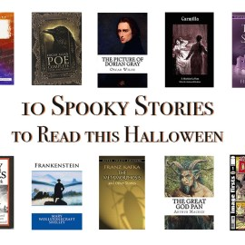 10 Spooky Stories to Read This Halloween