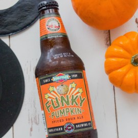 Brew Review: Boulevard Funky Pumpkin