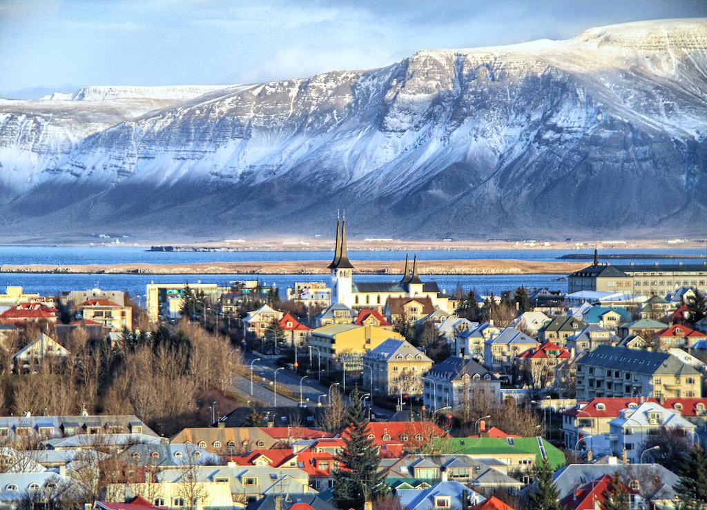 Iceland 5 - Reyjavik