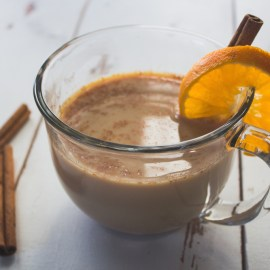 Cozy Vanilla Chai Cocktail