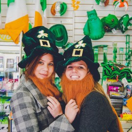 Throwback: St. Patrick's Day in Dublin