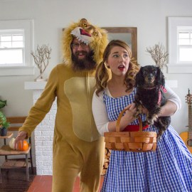 Happy Halloween from the Land of Oz!