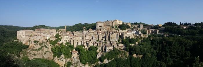 Sorano, Italy
