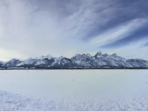 Grand Teton National Park, Jackson Wyoming