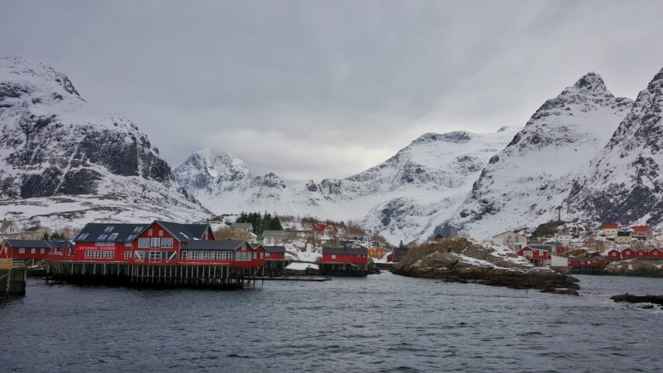 Travellers Guide to Lofoten Island, Norway