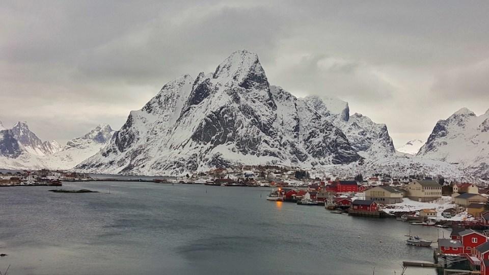 Travellers Guide to Lofoten Island, Norway