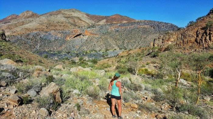 Naukluft Mountains, Namib-Naukluft National Park, Namibia