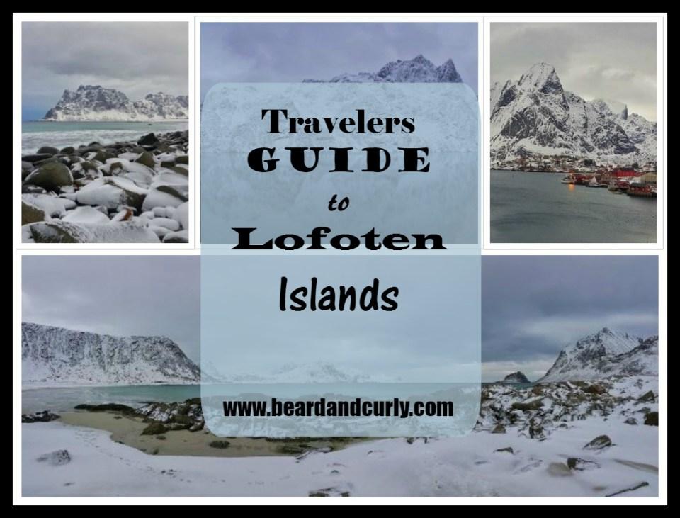 Travelers Guide to Lofoten Islands