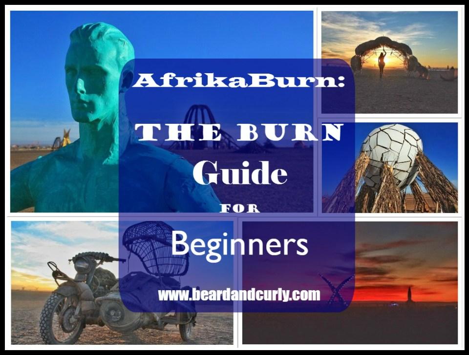 AfrikaBurn: Burn Guide for Beginners