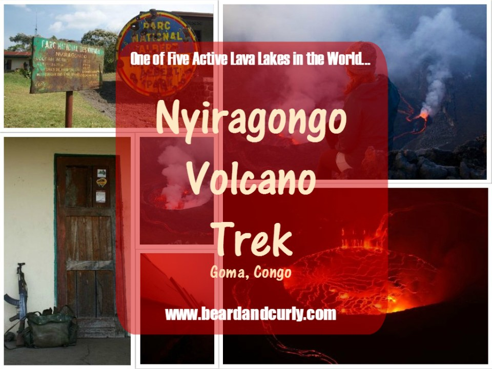 Nyiragongo Volcano Trek - Congo