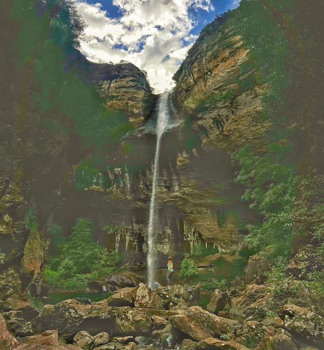 Drakensberg Mountains Hiking Guide, Gudu Falls, Drakensberg Mountains, Royal Natal National Park, Golden Gate National Park, Champagne Valley, Hiking, South Africa