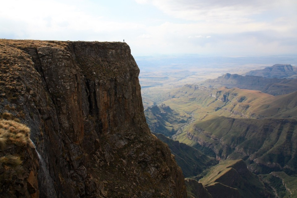 Amphitheatre, Monk's Cowl, Drakensberg Mountains, Royal Natal National Park, Golden Gate National Park, Champagne Valley, Hiking, South Africa
