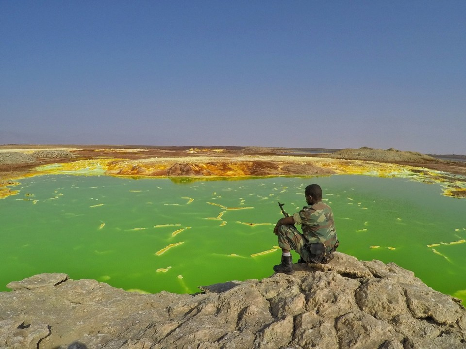 The Danakil Depression Tour, Ethiopia. Check out more at www.beardandcurly.com