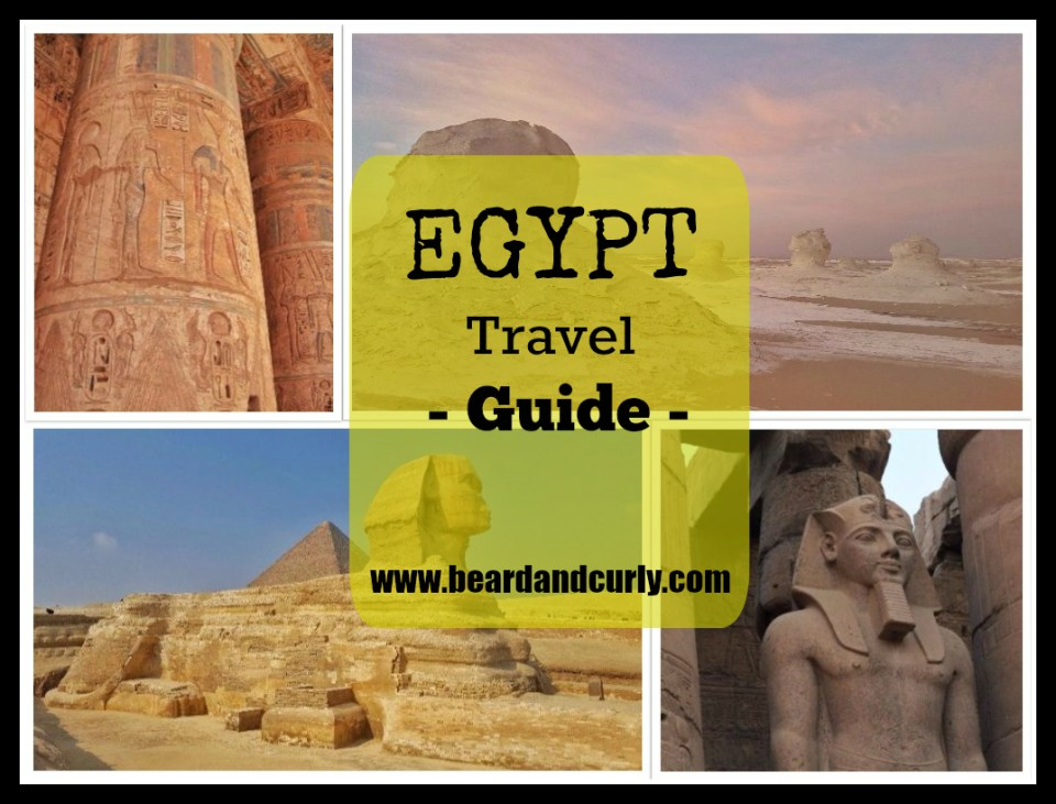 Egypt Travel Guide. Find out more at www.beardandcurly.com