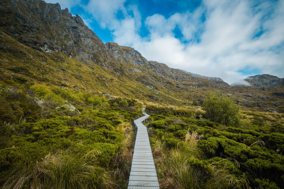 Routeburn Track, The Nine Great Walks of New Zealand, Check out more at www.beardandcurly.com